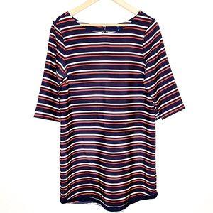 The GAP Long Sleeve Polyester Dress